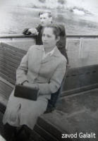Переправа у пос. Главмосстрой, 1960 г. Сычова () (ГМс д.1), ()