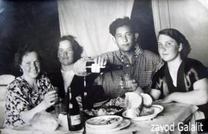 Пос. Главмосстроя, 1957 г